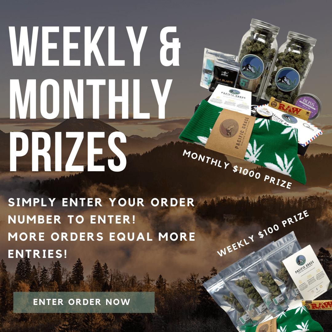 Pacific Grass Prizes