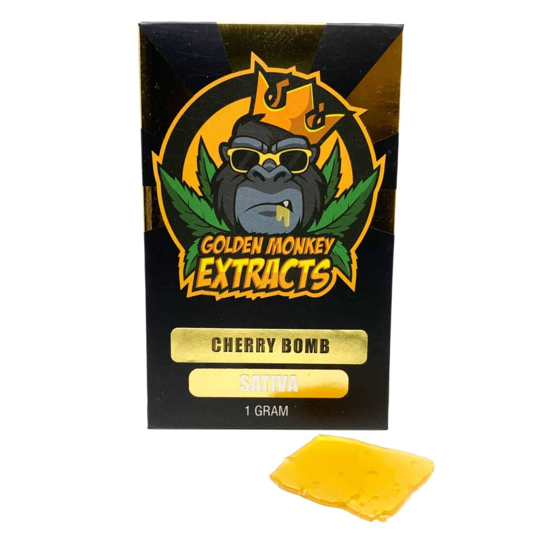 Golden Monkey Extracts Shatter Cherry Bomb